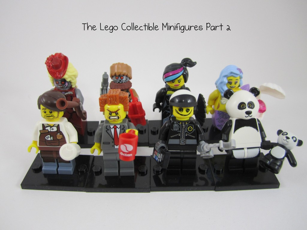 Review: The Lego Movie Minifigures Part 2