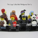 The Lego Movie Minifigures Part 2