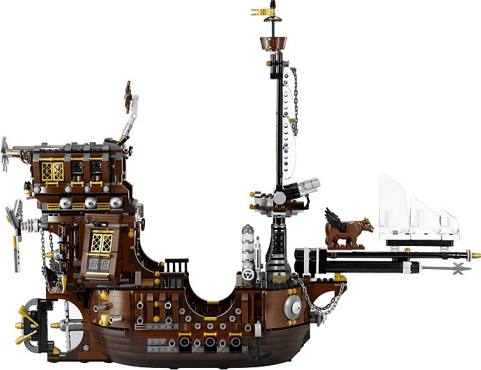 70810 - LEGO Movie Metalbeard's Sea Cow (10)