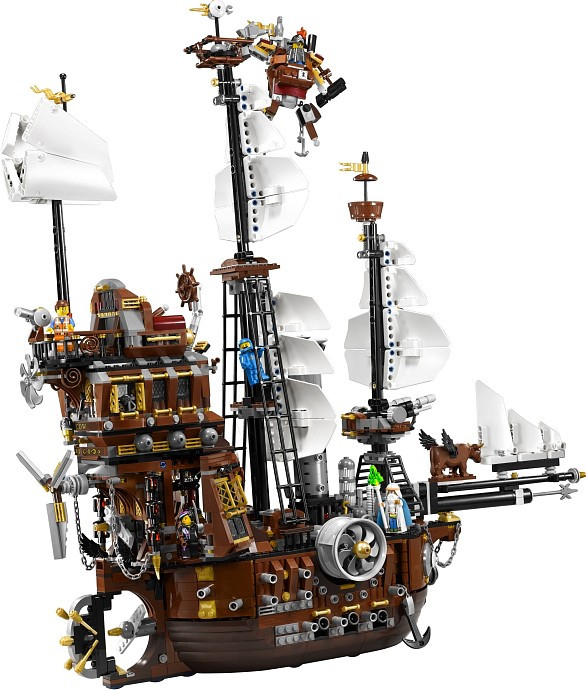 70810 - LEGO Movie Metalbeard's Sea Cow (14)