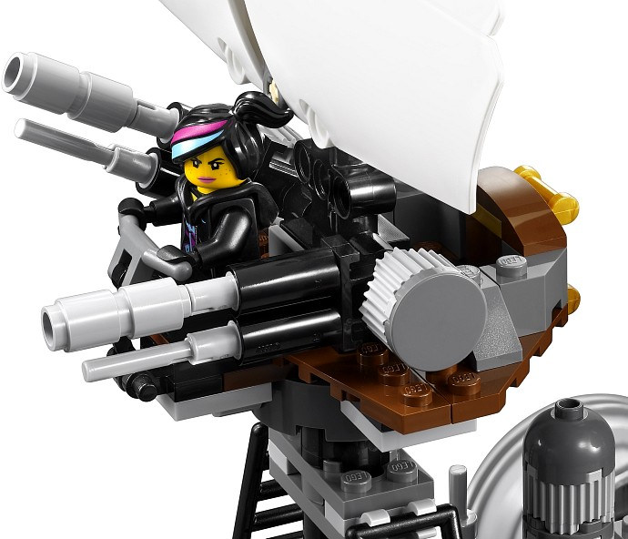 70810 - LEGO Movie Metalbeard's Sea Cow (2)