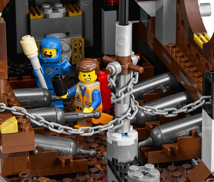 70810 - LEGO Movie Metalbeard's Sea Cow (4)