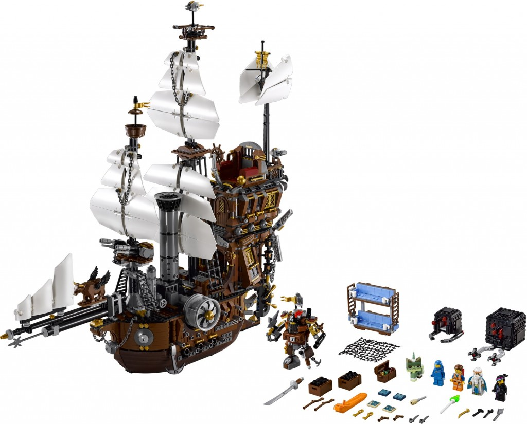 70810 - LEGO Movie Metalbeard's Sea Cow (5)