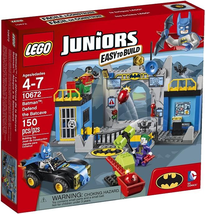 LEGO 10672 Box