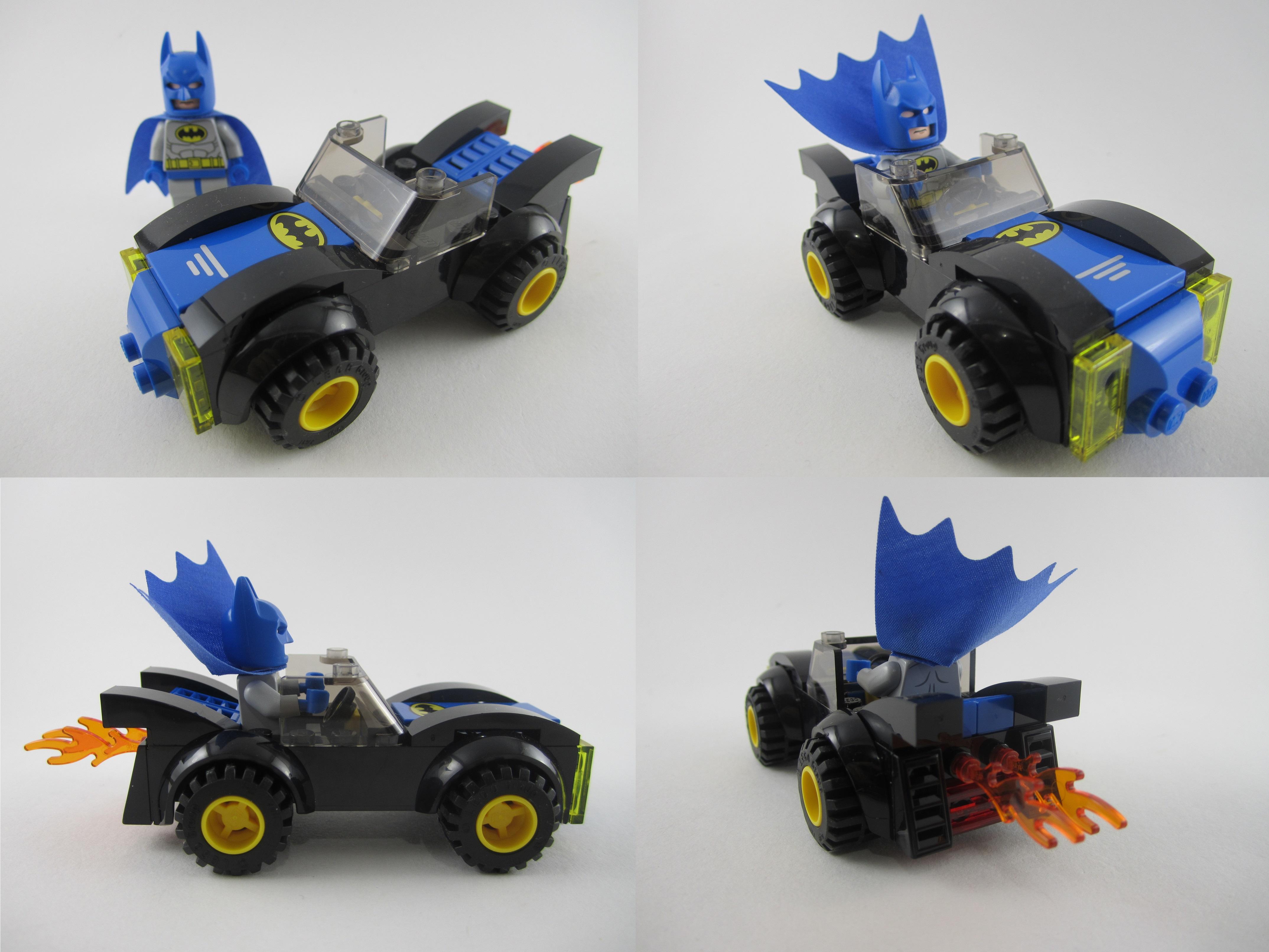 review lego juniors 10672 batman defend the batcave. Black Bedroom Furniture Sets. Home Design Ideas