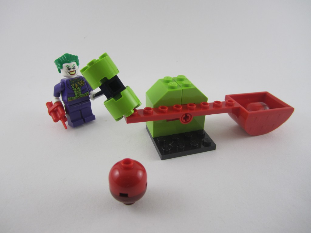 LEGO Juniors The Joker Catapult