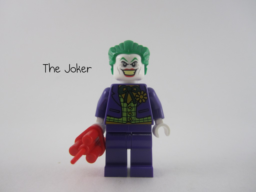 LEGO Juniors The Joker Minifigure