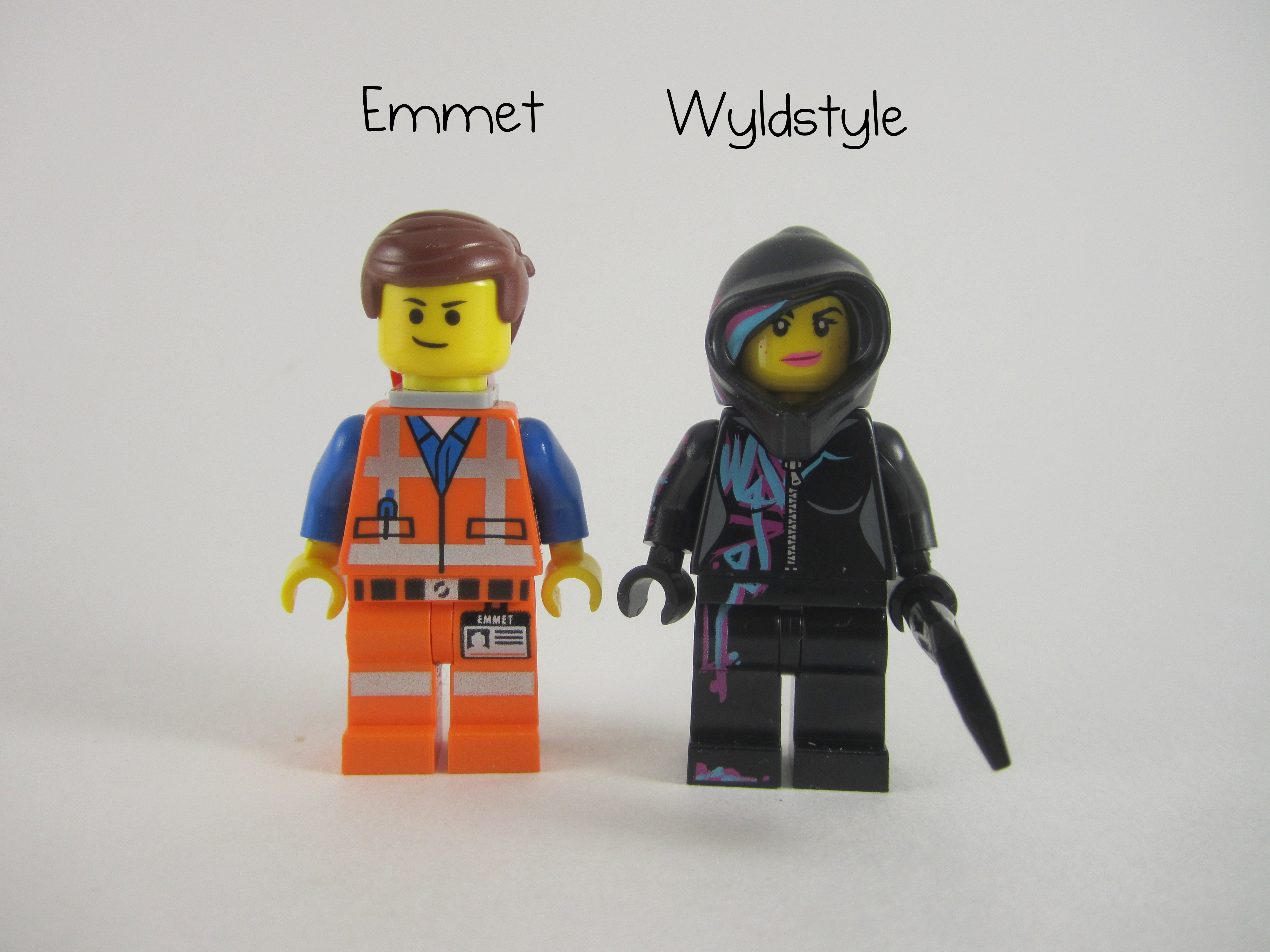 The Lego Movie Emmet And Wyldstyle Love