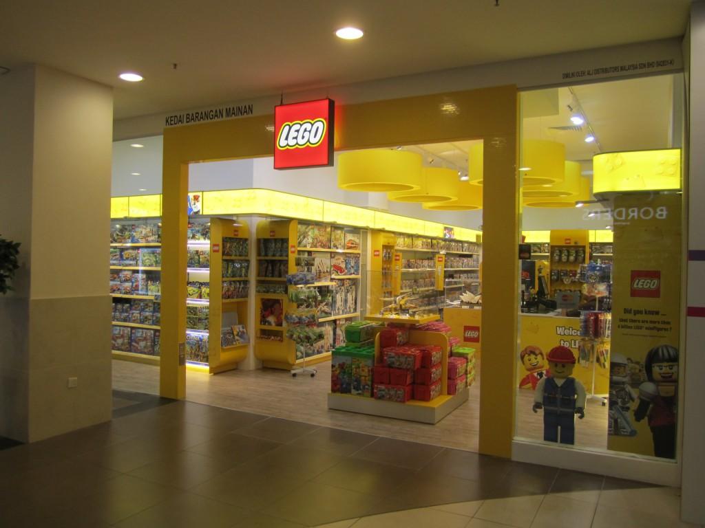LEGO Store Bangsar Village 2