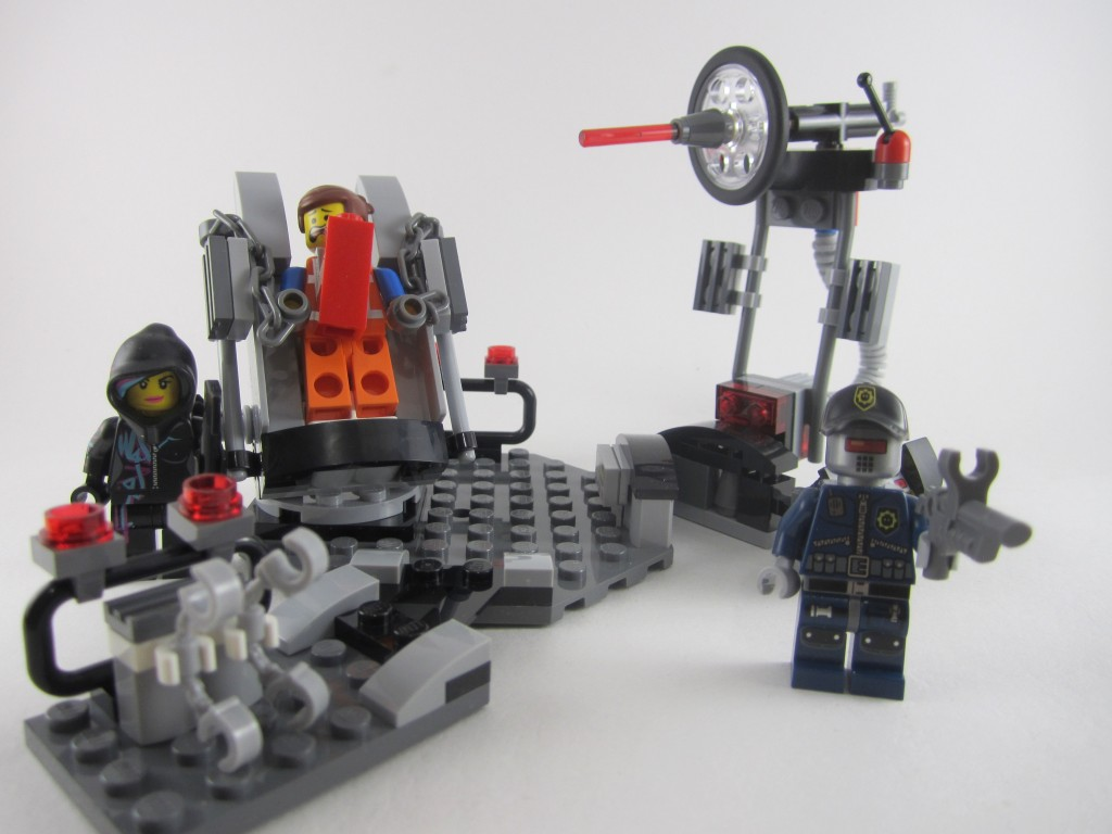 LEGO 70801 Melting Room (12)