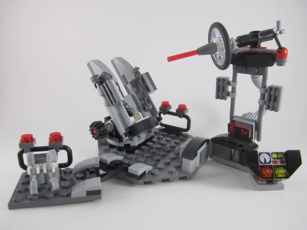 LEGO 70801 Melting Room (2)