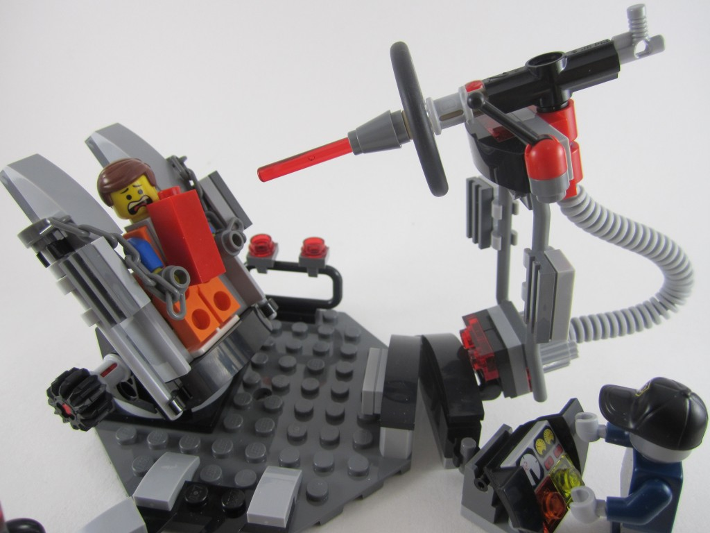 Review: LEGO Movie 70801 – Melting Room