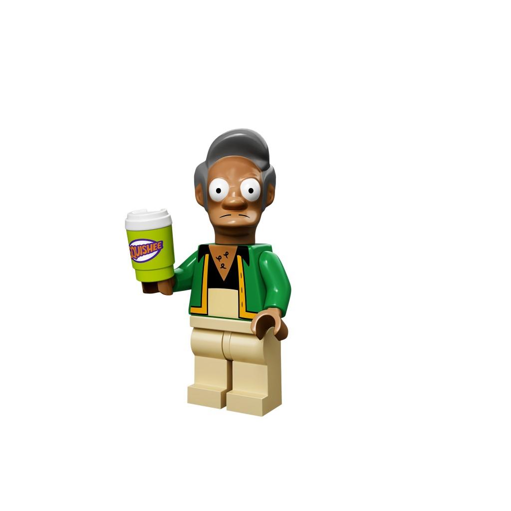 LEGO Apu Minifigure
