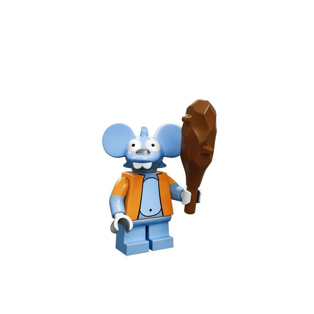 LEGO Itchy Simpsons Minifigure