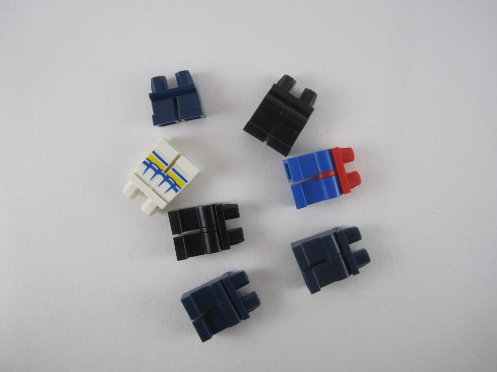 LEGO Legs