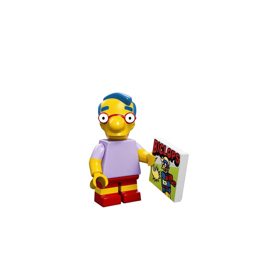 LEGO Milhouse Minifigure