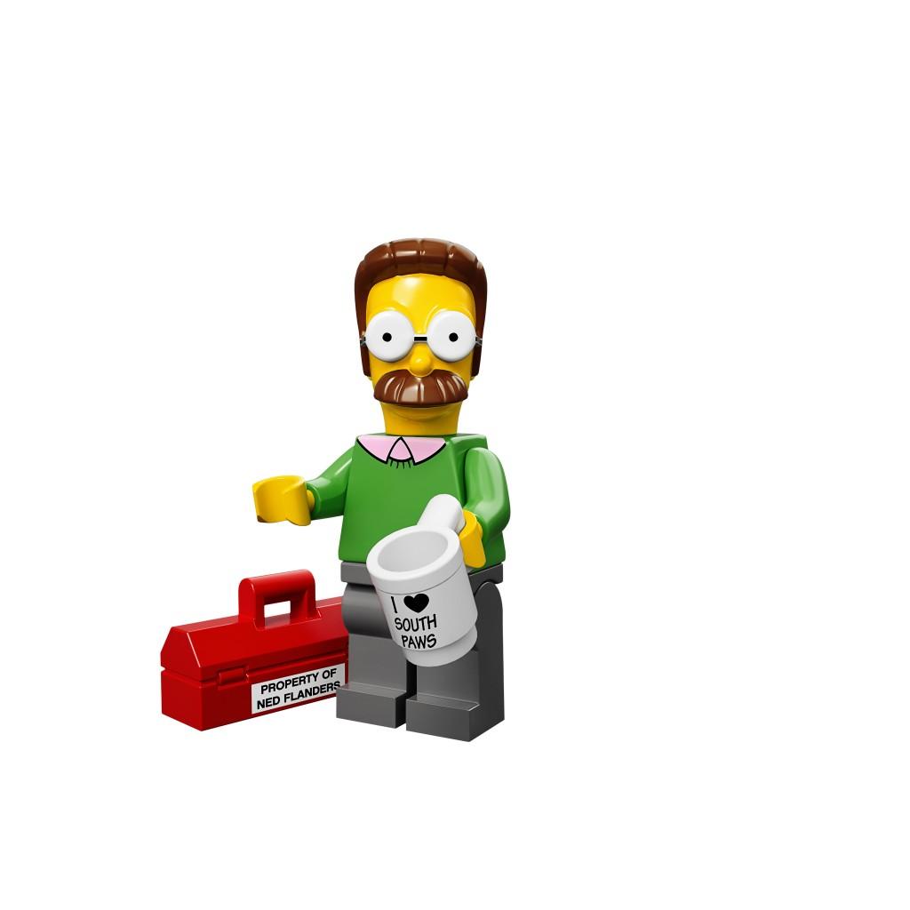LEGO Ned Flanders Minifigure