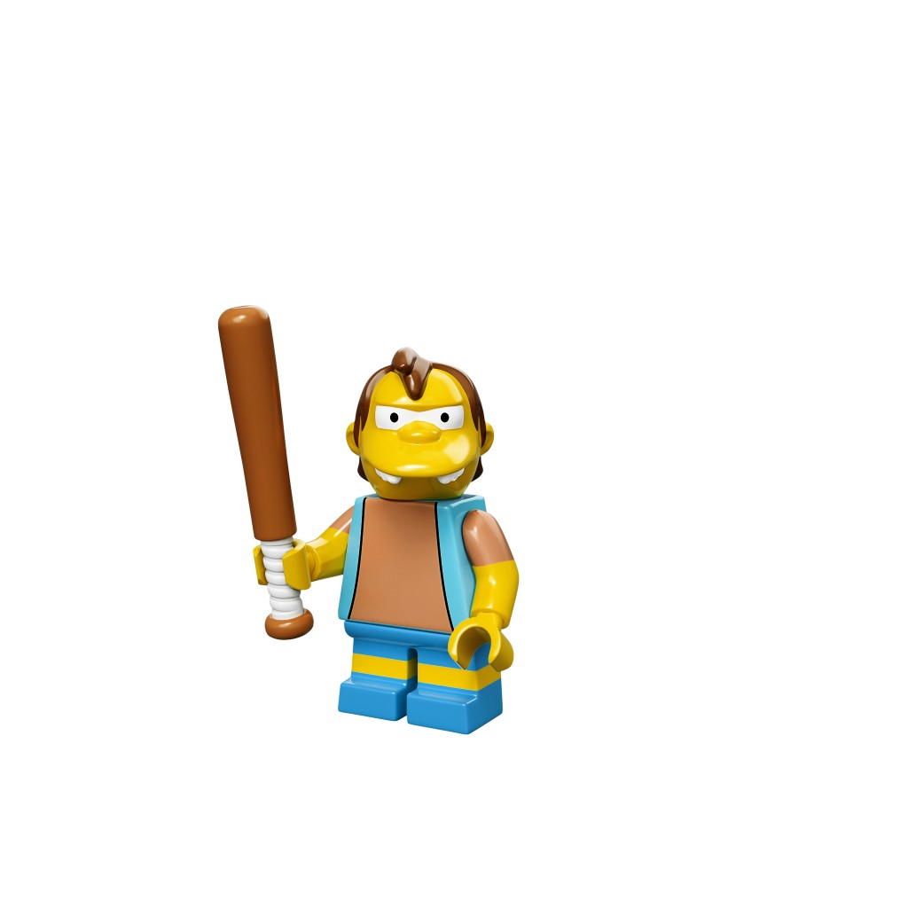 LEGO Nelson Muntz Minifigure