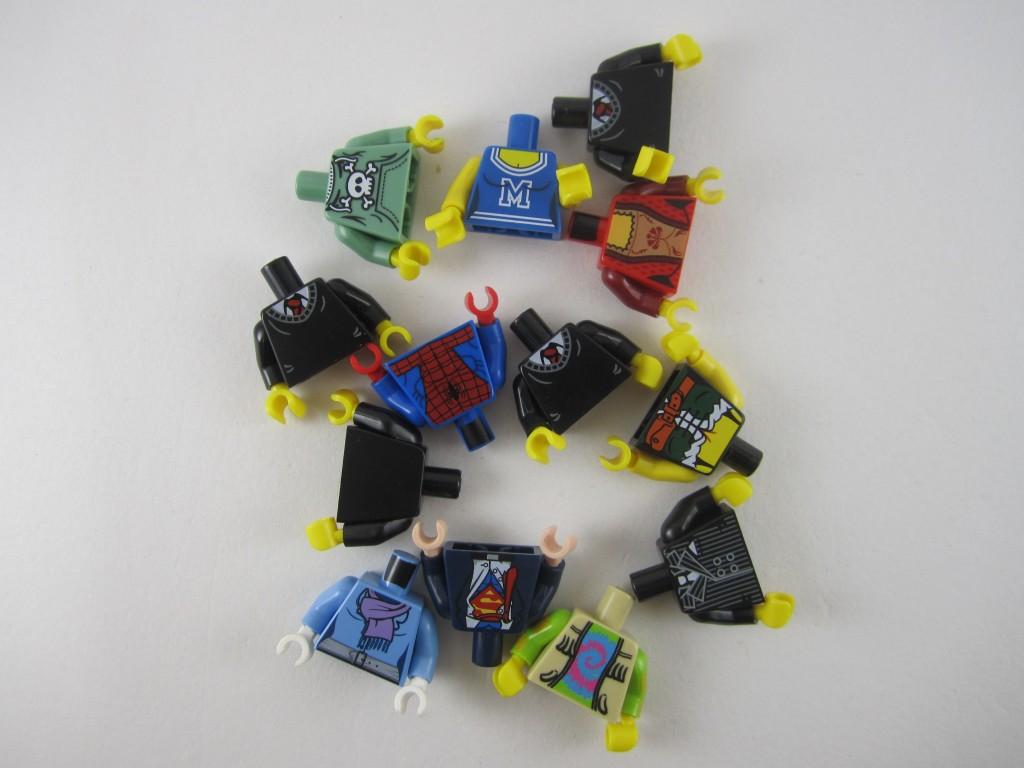 LEGO Torso