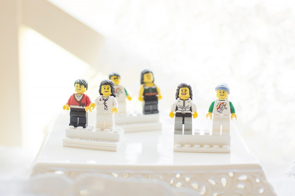 LEGO Wedding Gifts