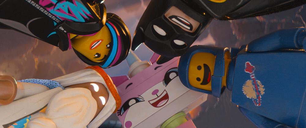 The LEGO Movie Main Cast