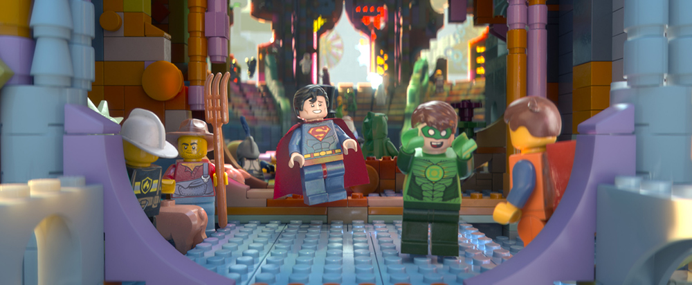 The LEGO Movie Master Builders