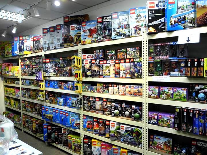 LEGO Store Spotlight: Brick Sanctuary (Malaysia)