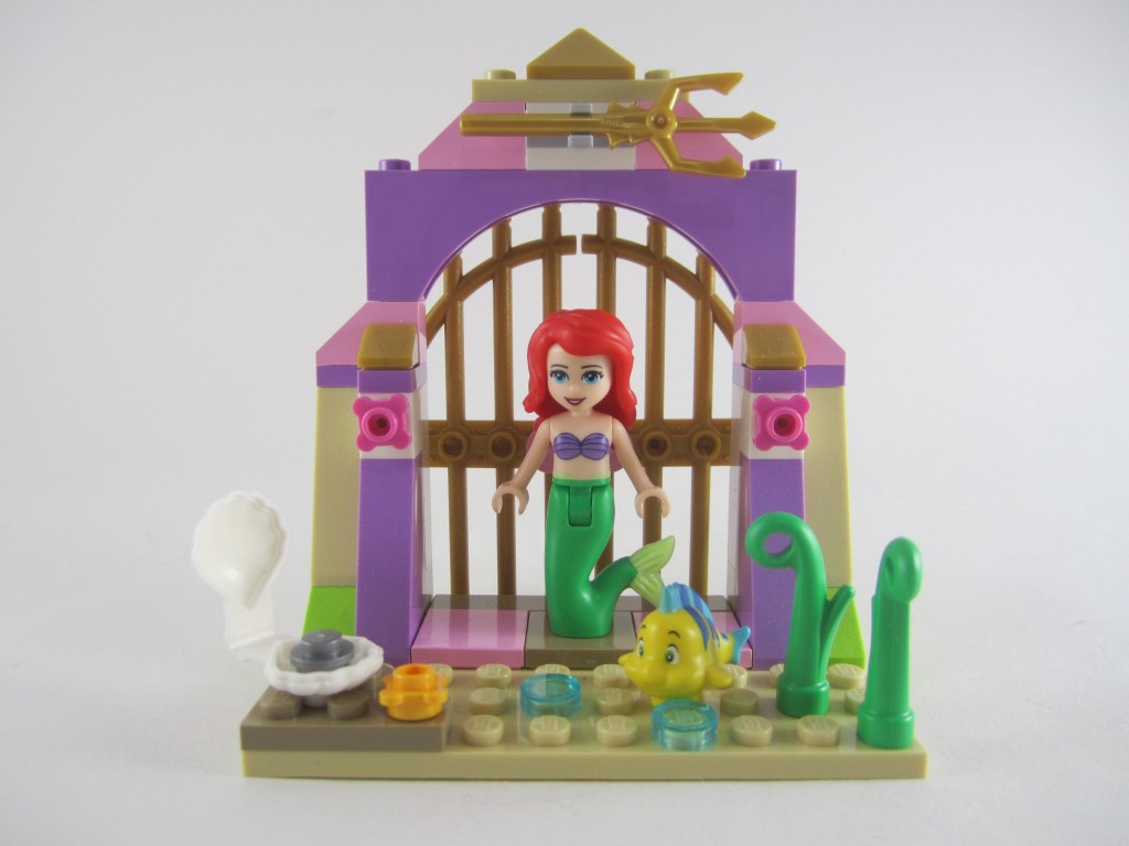 LEGO 41050 Ariel's Amazing Treasures Gateway