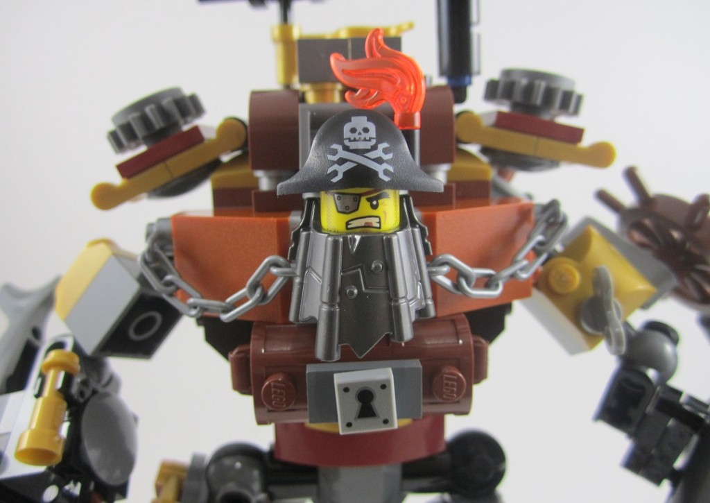 Review: LEGO Movie 70807 – Metalbeard's Duel