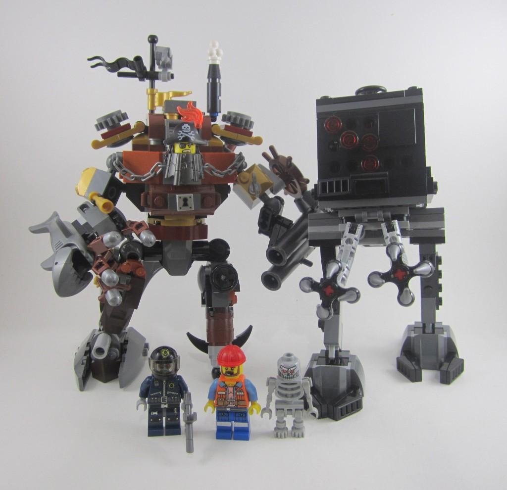 LEGO 70807 Metalbeard's Duel