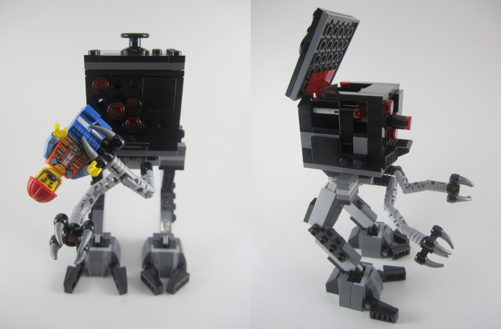 LEGO 70807 Metalbeard's Duel Micro Manager 2