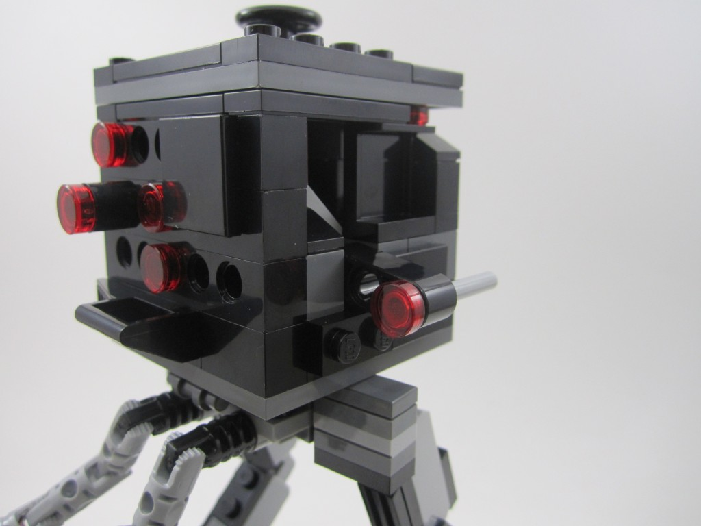 LEGO 70807 Metalbeard's Duel Micro Manager Flick Fires