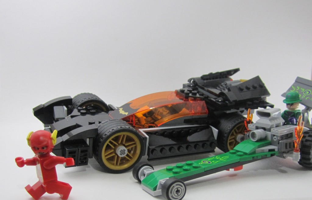 LEGO 76012 The Riddler Chase