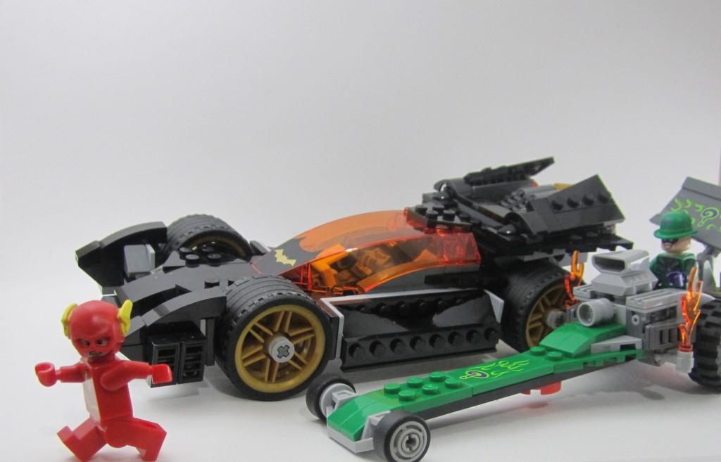 LEGO 76012 The Riddler Chase