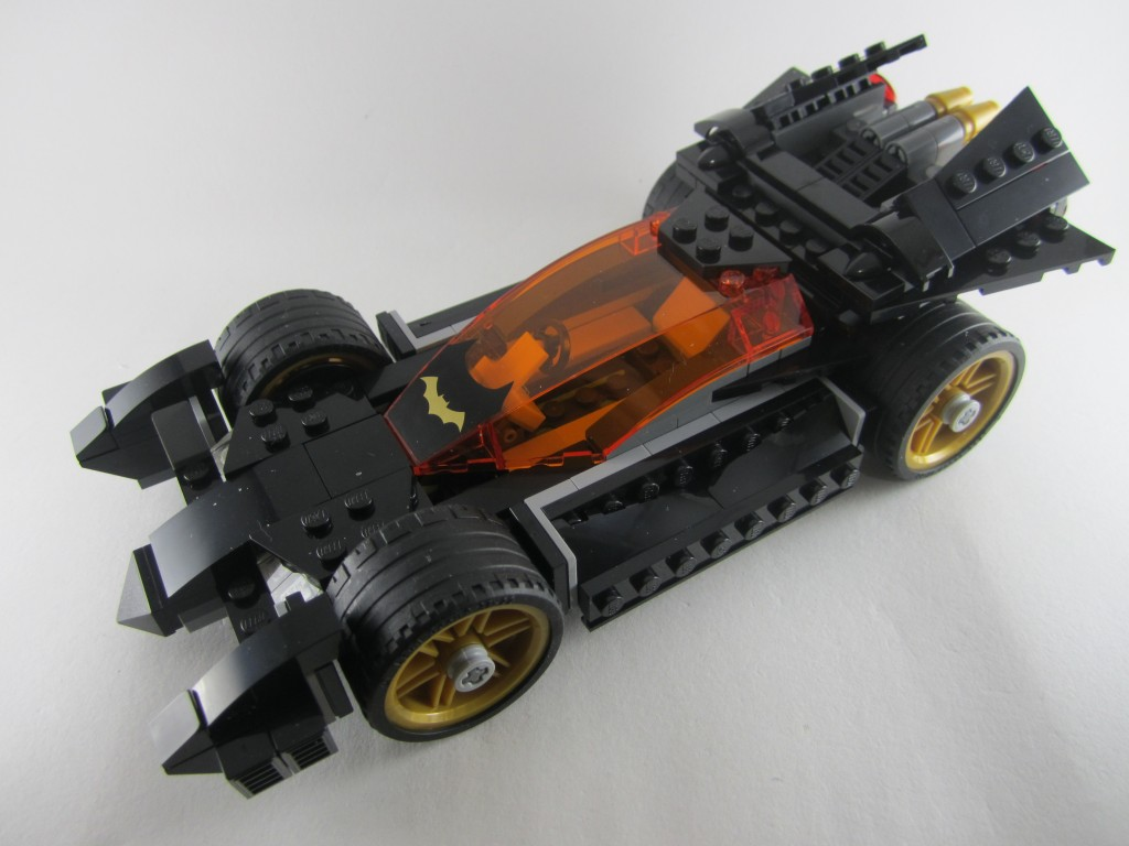 LEGO 76012 The Riddler Chase Batmobile