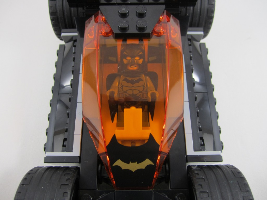 LEGO 76012 The Riddler Chase  Batmobile Cockpit