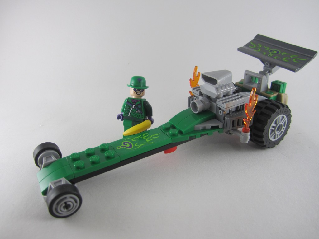 LEGO 76012 The Riddler Chase Roadster