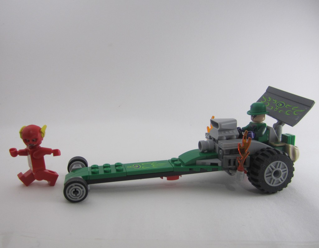 LEGO 76012 The Riddler Chasing Flash