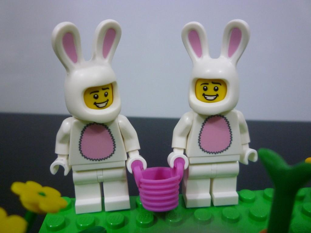 LEGO Bunny Man