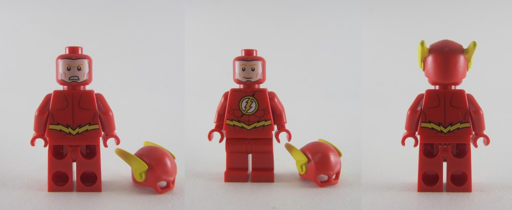 LEGO Flash Minifig