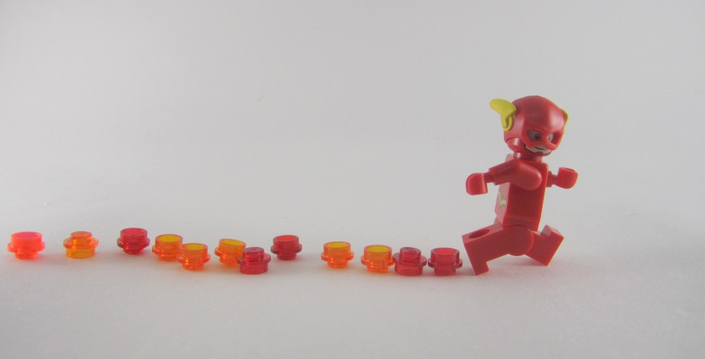 LEGO Flash Running