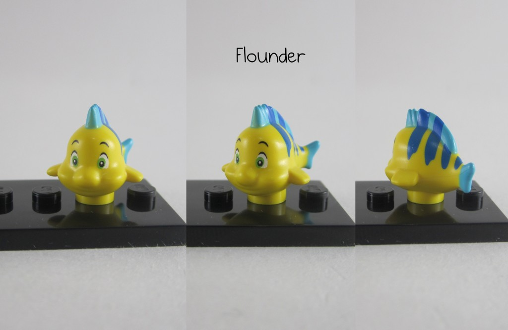 LEGO Flounder