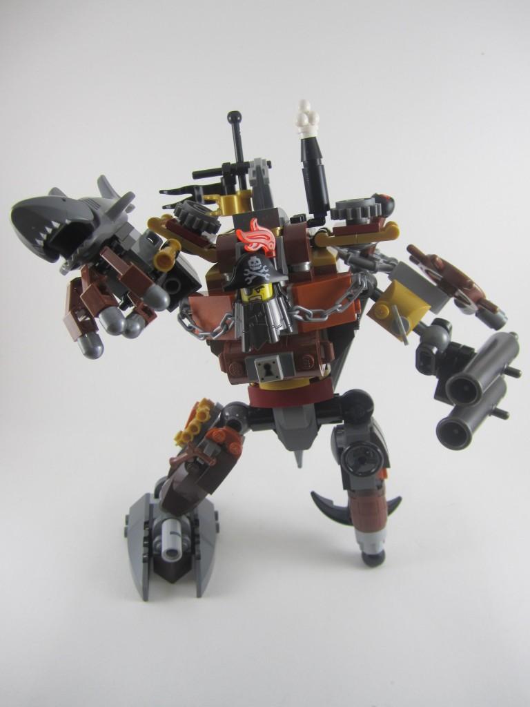 LEGO Metalbeard