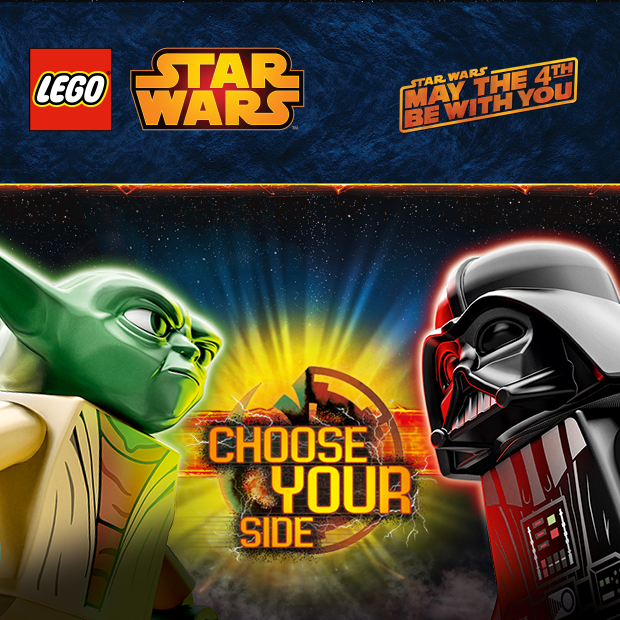 May the 4th LEGO Star Wars Event in Sydney