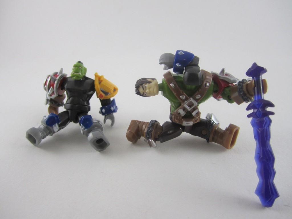 MEGA BLOKS World of Warcraft  (12)