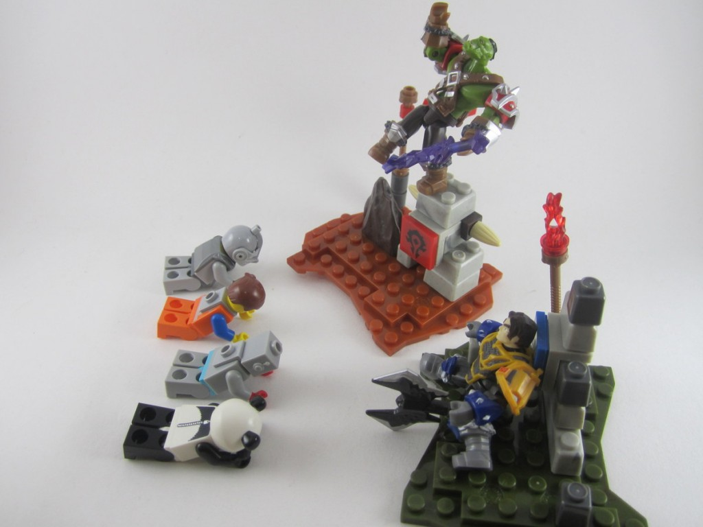 MEGA BLOKS World of Warcraft  (17)