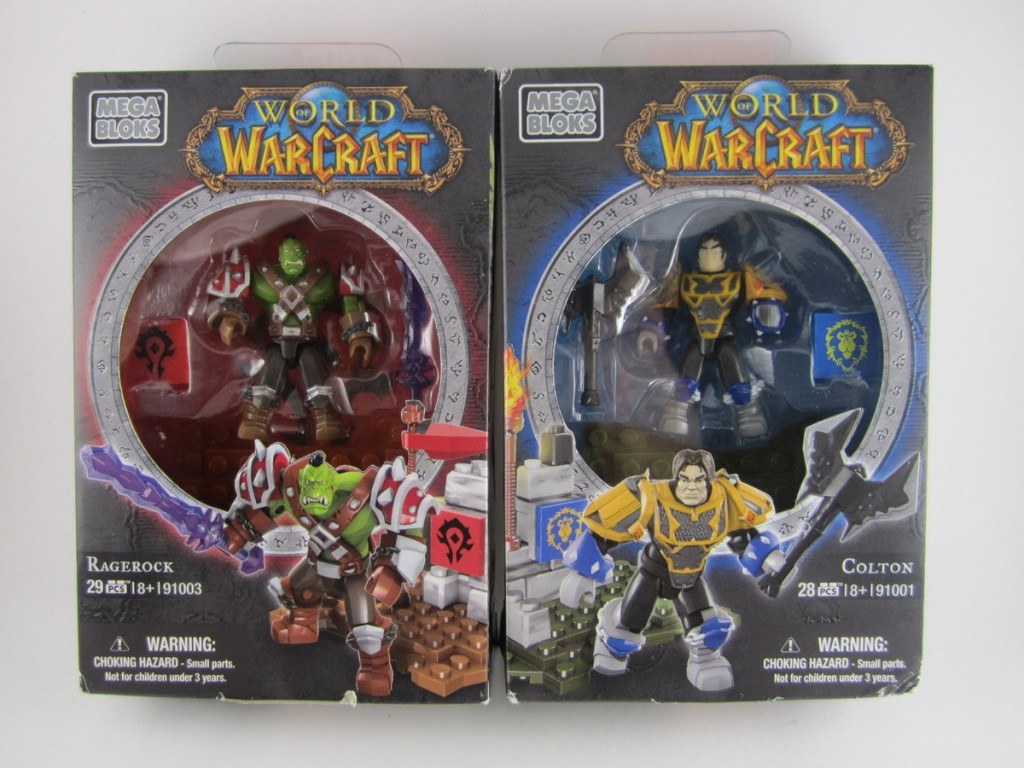 MEGA BLOKS World of Warcraft  (2)