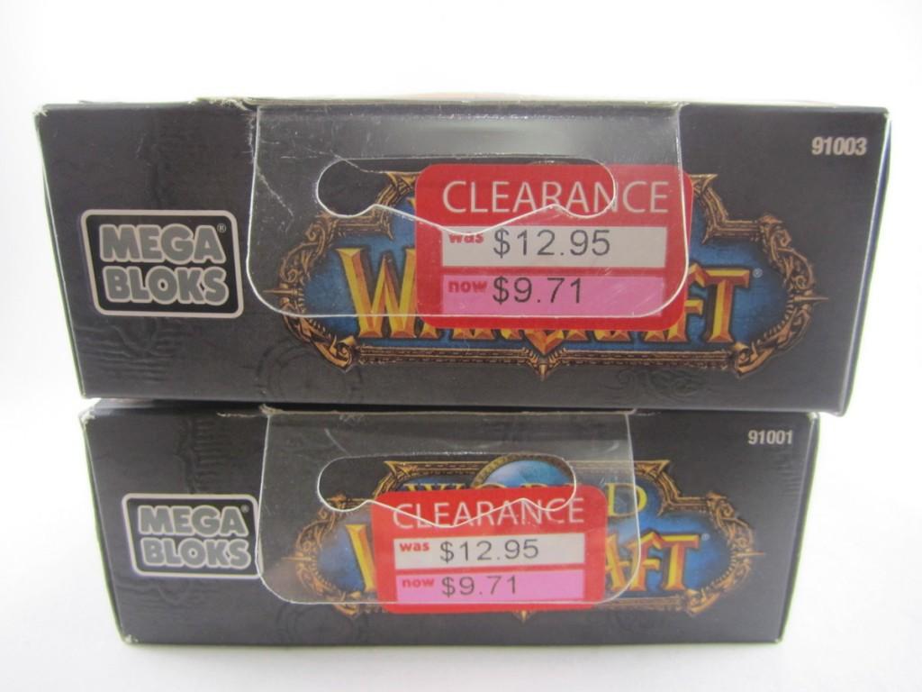 MEGA BLOKS World of Warcraft  (3)