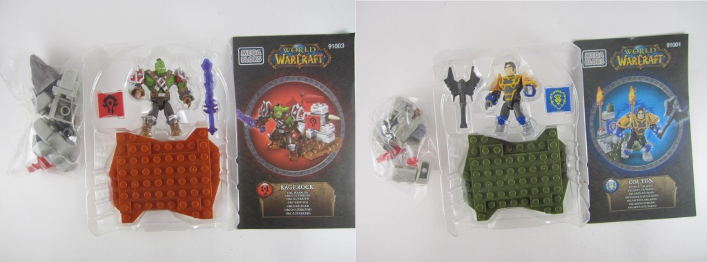 MEGA BLOKS World of Warcraft  (4)