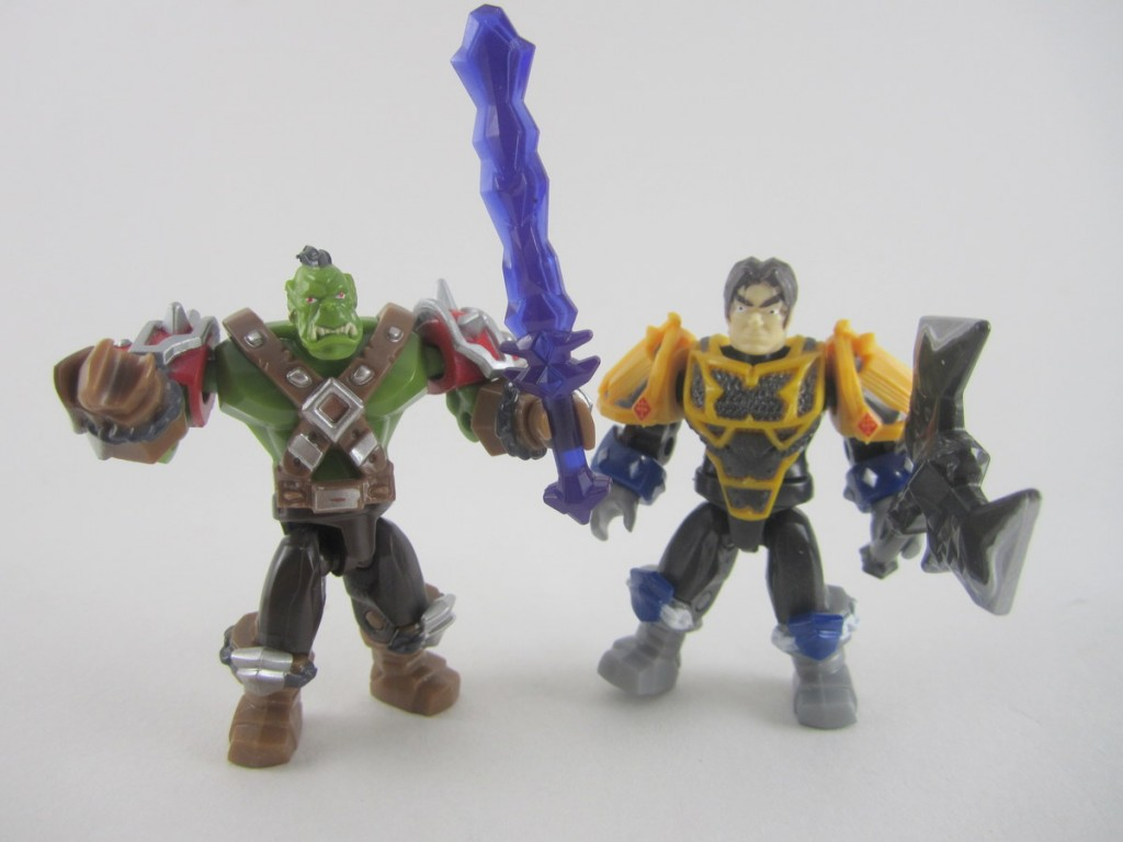 MEGA BLOKS World of Warcraft  (5)